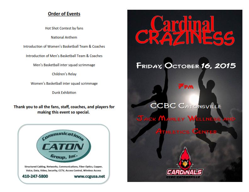 Card Craziness program_001